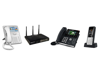 VoIP Handsets and Hardware