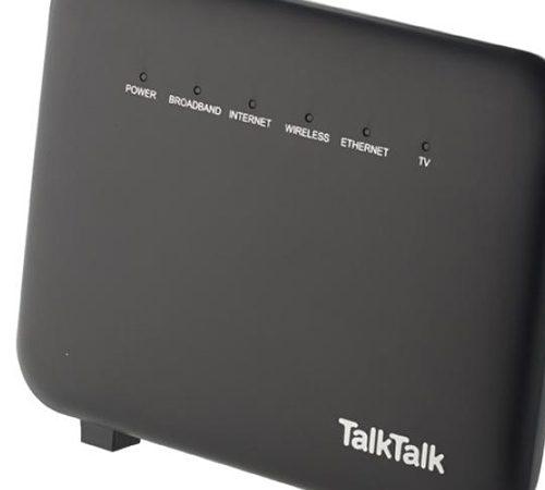 TalkTalk, Super Router, Security issue