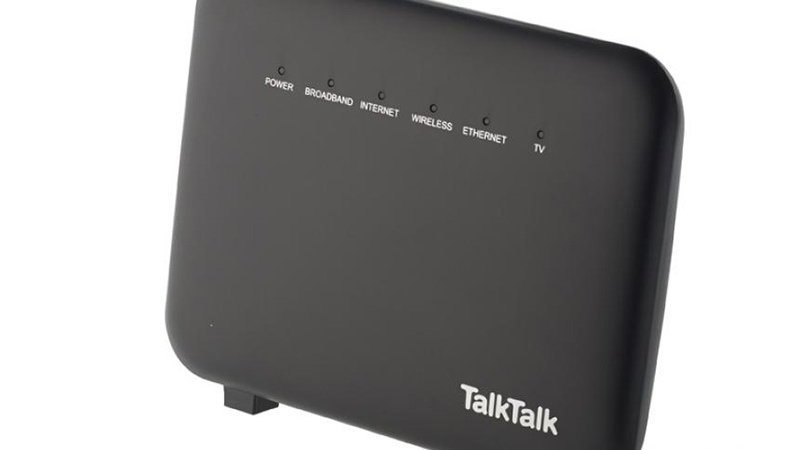 TalkTalk, Super Router, Security issue