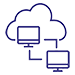 Cloud computing, hosted desktop, cloud, cloud computing